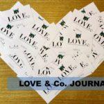【LOVE&Co. JOURNAL】ピンチ!なお財布事情と寄付つきポストカード販売お知らせ