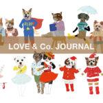 【LOVE & Co. JOURNAL】保護犬猫たちのカレンダーができました