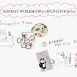 OPEN LOVE & Co. お楽しみイベント