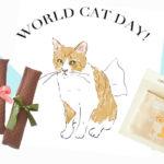 8.8 WORLD CAT DAY!